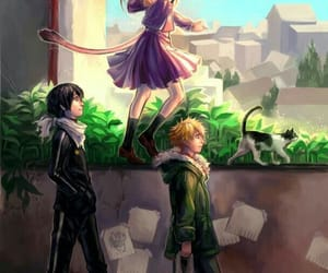 anime, fanart, and yato image