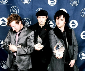 awards, billie joe armstrong, and green day image