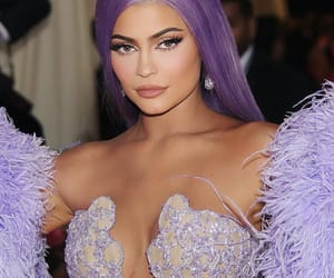 fashion, makeup, and kylie jenner image