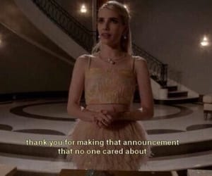 scream queens, meme, and emma roberts image