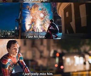 Avengers, comics, and iron man image