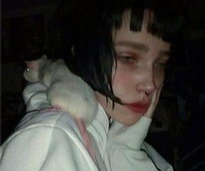 girl, grunge, and dark image