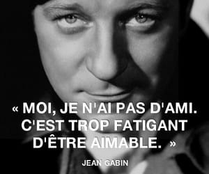 actor, francais, and french quote image