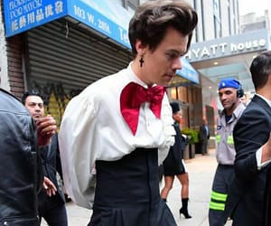 Harry Styles, met gala, and style image