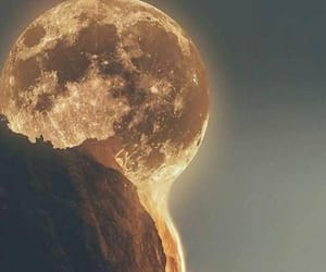 moon and moonlight image
