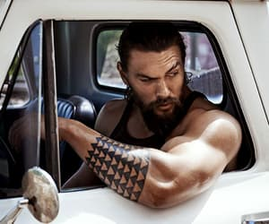 aquaman, handsome, and Hot image