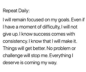 daily, goal, and great image