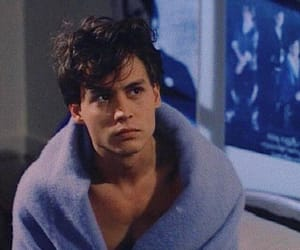 johnny depp, 90s, and Hot image