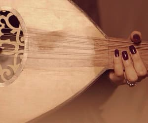 aesthetic, instrument, and nails image