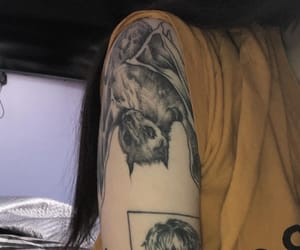 alternative, art, and bat image