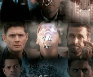 aesthetic, sam winchester, and dean winchester image