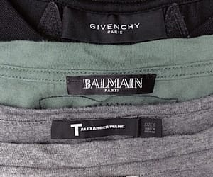fashion, Givenchy, and Balmain image