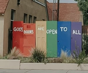 bisexual, color, and gay image