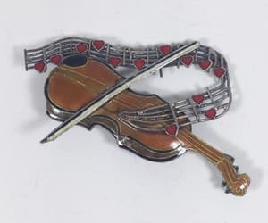 etsy, stringed instrument, and music notes image