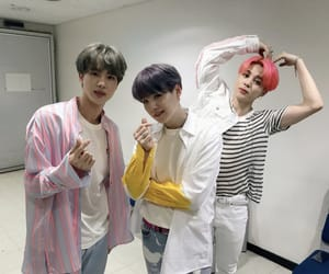 army, mochi, and jin image