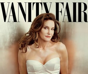 magazine, caitlyn jenner, and Vanity Fair image