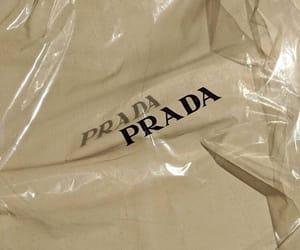Prada, aesthetic, and orange image