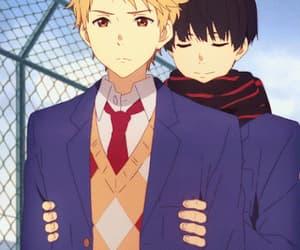 anime, funny, and anime boys image