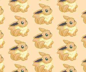 love, background, and eevee image