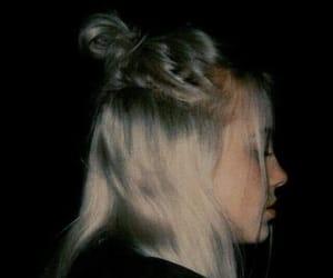 billie eilish and black image