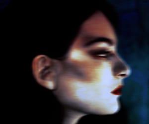 cheekbones, cosplay, and dark image