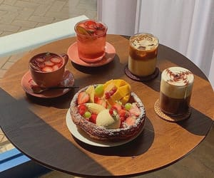 cafe, desserts, and nice image