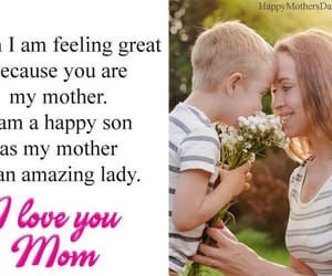 happy mothers day mom, i love you mommy, and thank you mom quotes image