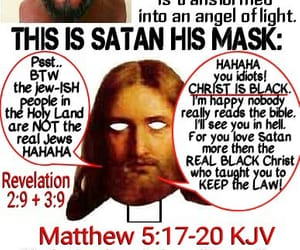 bible, jesus christ, and jews image