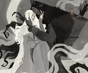 art, gothic, and fairytale image