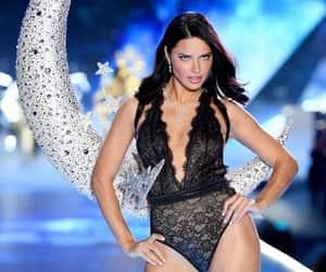 Adriana Lima, angel, and underwear image