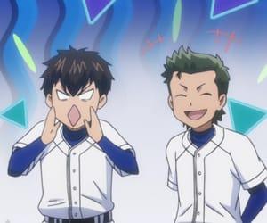 anime, ace of diamond, and boy image
