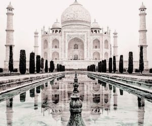 travel, india, and place image