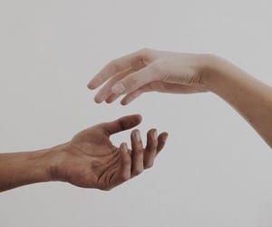 hands, aesthetic, and tumblr image