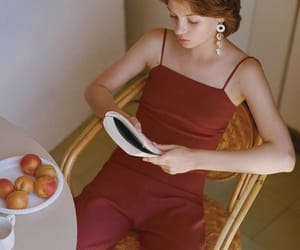apples, art, and books image