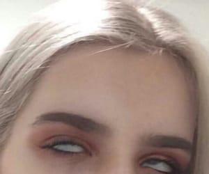 eyes, joanna kuchta, and grunge image