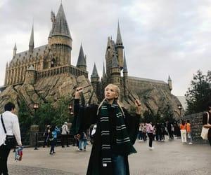 asian, hogwarts, and ulzzang image
