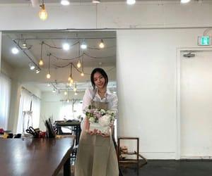 asian, green, and korean image