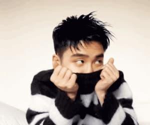 exo, gif, and kyungsoo image