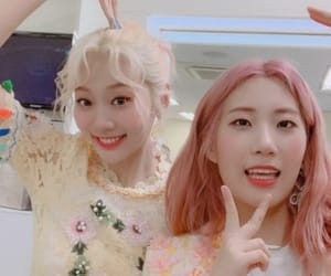 duo, cute, and jiyoung image