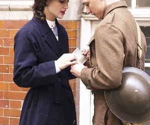 atonement, keira knightley, and cecila tallis image