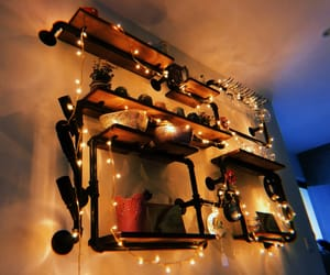 fairy lights, home decor, and KL image