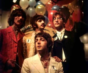 60s, rock band, and the beatles image