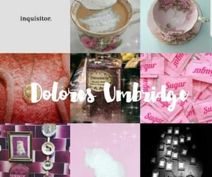 aesthetic, character, and dolores umbridge image
