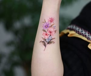 beautiful, elegant, and tattoo image