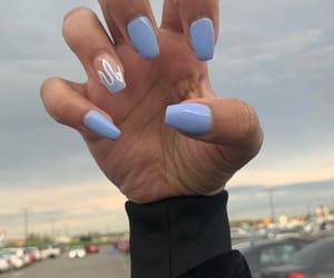 designs, nail polish, and nails image