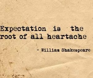 quotes, heartache, and shakespeare image