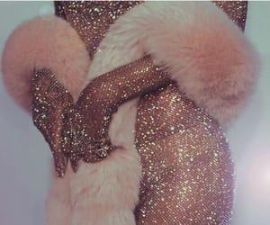 glitter, pink, and rihanna image