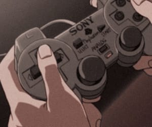 anime, aesthetic, and video games image