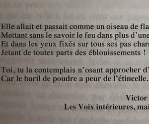 french, victor hugo, and french quote image