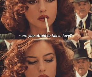fall in love, girl, and love image